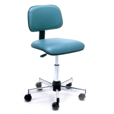 "646 Manicure, Facial or Reception Desk Chair 18""-23"" High Your Choice of Color"