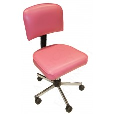 648 Task Chair Thick Padded Facial, Manicure Or Reception Task Stool Choose Your Favorite Color