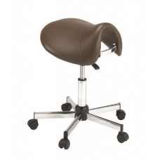 678 Saddle Style Stool For Salons and Spas From Pibbs USA