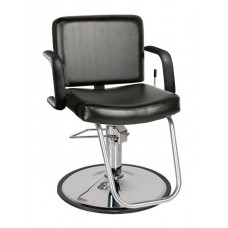 Jeffco 611.1 Bravo Reclining Styling Chair Wide Seat Made In The USA Fast Shipping