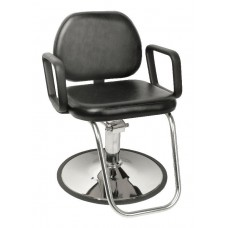 Jeffco 660 Grande Styling Chair Wide Seat Made In The USA Fast Shipping
