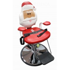 SPECIAL Santa Claus Styling Chair For Kids With Extra Tall Styling Chair Base