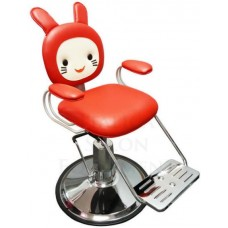 Hunny Bunny Hair Styling Chair With Round Base