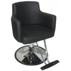 Italica 2017 Class Act Hair Styling Chair Black Made For Top Salons