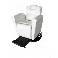 Italica 8302FE Black Fully Electric Primo Barber Chair In Stock