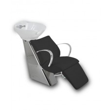 SH-505 Bahama Shampoo Side or Backwash Includes Footrest and Lumbar Support From Takara Belmont