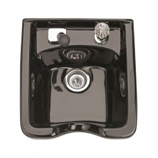 Pibbs 5300 Porcelain Wall Hung Mounted Shampoo Bowl In Stock Ships Fast