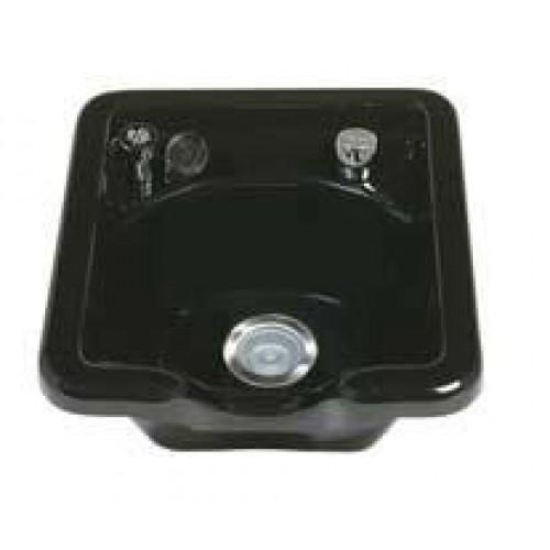 Belvedere 3800 Alpha Porcelain Hand Dipped Shampoo Bowl