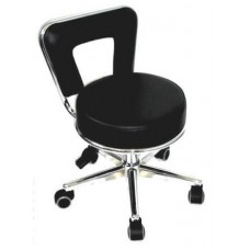 Italica PL213 Free Ship Tri Back Pedicure Stool