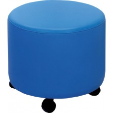 Pibbs 982 Ottoman Pedicure Stool 13.5 Iinches High USA Made in Many Colors