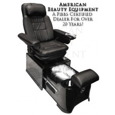 Pibbs PS92 Footsie Spa Hideaway Pedicure Spa No Plumbing