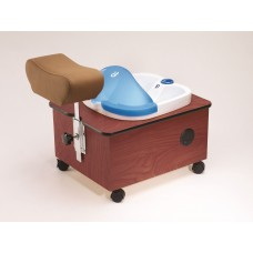 Pibbs DG104 Portable Pedicure Unit With Foot Bath