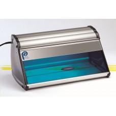 Pibbs 495 Italian Large Blue UV Door Ultra Violet Sanitizer 110 Volt