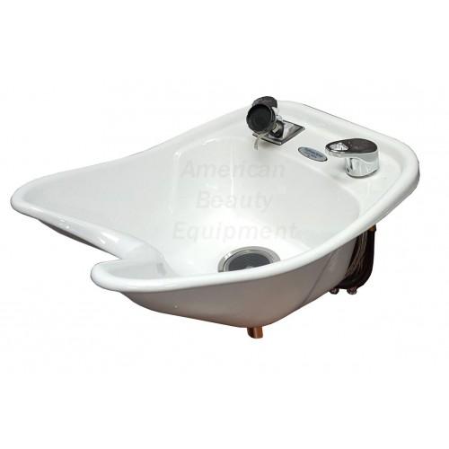 Belvedere 8400K Backwash Porcelain Shampoo Bowl Free Shipping