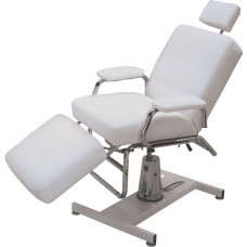 Pibbs HF801 Facial Treatment Table In White Only USA Made Free Shipping
