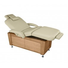 11650 Viola Power Tilt Massage Spa Treatment Table Cherry Color Base -by Touch America