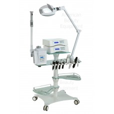 Showroom Model 3012A Italica 13 Function Advanced Skin Care Facial System With Deluxe Trolley