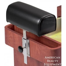 FT14 Pedicure Spa Footrest With Hardware For Replacing on Pedicure Spas USA Made