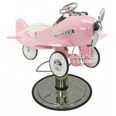Fantasy Flyer Children's Hair Styling Airplane From Italica Beauty Equipment