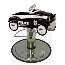 Metal Police Car Styling Chair With Your Choice of Base