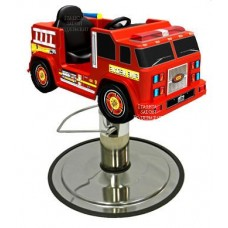 Kids Motorz Fire Truck Styling Car With Your Choice of Chair Base