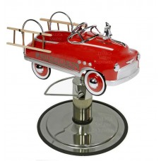 Comet Fire Engine With Bell All Metal Hair Styling Car With Your Choice of Base