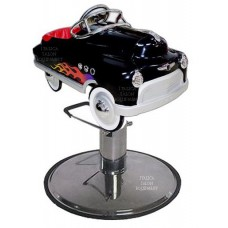 Comet Black Flame Kids Hair Styling Car Your Choice of Base
