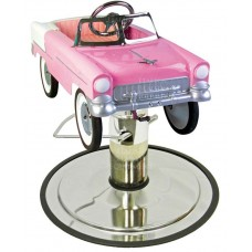 55 Retro Pink Street Cruiser Styling Chair Car In Your Choice Chair Base