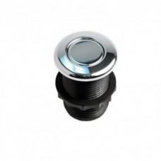 Air Button - Chrome #TE-MPT