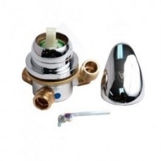 Faucet/ Mixer Diverter #KI-F003F-CHR