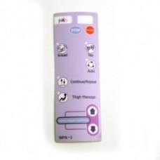 Sticker for Massage Remote #TS-STI-RMT-SPA1