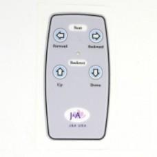 Sticker for Recline/Slide Remote #TS-STI-RMT-RC