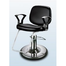 """A"" Reclining Salon Suite All Purpose Chair For Washing Hair, Styling Hair Made In The USA A11"