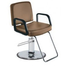 """B"" Reclining Hair Styling Chair For Salon Suites or Hair Salons USA Made B11"