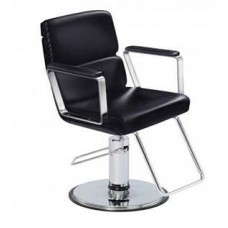 ST-591 Chennesen Styling Chair Choose Base Style, Footrest and Color Please