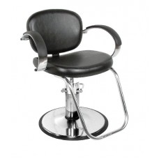 1300 Valenti Styling Chair Choose Base and Color Please 2-3 Weeks For Delivery
