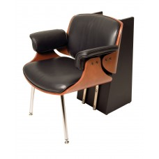 MO13-HPL Mondo Wood Dryer Chair With Legs