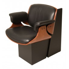 MO23-HPL Mondo Wood Dryer Chair With Box Style Back
