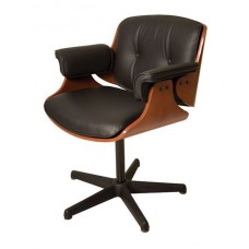 MO14 Mondo Wood Lever Control Shampoo Chair From Belvedere