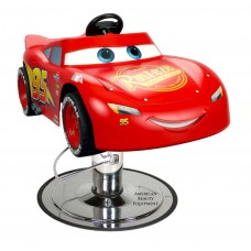 Cars 3 Lightning McQueen Styling Chair Car Race Car With Your Choice of Base In Stock Now!