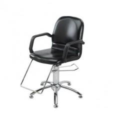 6675 Perpetua Black Hair Styling Chair From Paragon Choose Chair Base Please