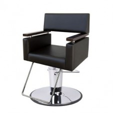 9009 Plaza Hair Styling Chair From Paragon Choose Chair Base Please
