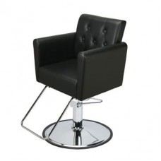 9024 Retto Tufted Hair Styling Chair From Paragon Choose Chair Base Please