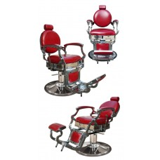8088 Princeton Barber Chair Available In Red For Fast Shipping in or Colors With Upcharge