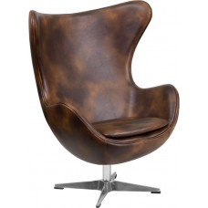Free Shipping ZB21 Egg Bomber Jacket Leather Reception Chairs Many Colors To Choose
