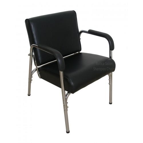 Italica 9227 Shampoo Chair Fast Ship Shampoo Chair Black In Stock
