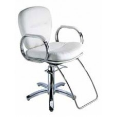 AP-A51 Reclining Taurus 3 Hair Styling Chair Choose Base, Footrest and Color