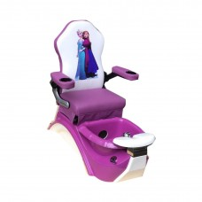 Frozen Kids Pedicure Spa With Pipeless Jet Fast Shipping From Italica