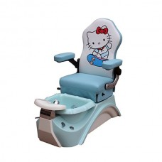 Free Shipping Hello Kitty Children's Pedicure Spa With Pipeless Jet Safe For Kids To Get Pedicures