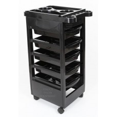 T48 Beauty Trolley Hair Styling Perm Cart With 5 Drawers and Tool Holders from Italica